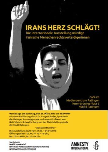 Irans Herz Schlaegt