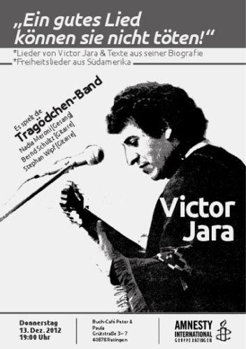 Victor Jara-Abend